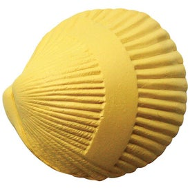 Shell Stress Reliever Branded with Your Logo