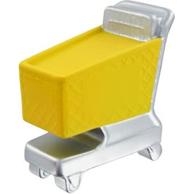 Promotional Shopping Cart Stress Toy
