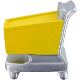 Shopping Cart Stress Toy for your School