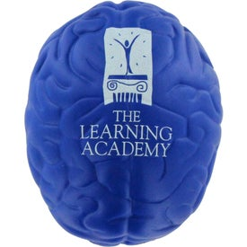 Brain Stress Ball Imprinted with Your Logo