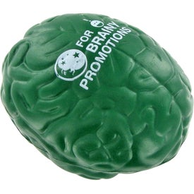 Advertising Brain Stress Ball