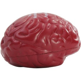 Printed Brain Stress Ball