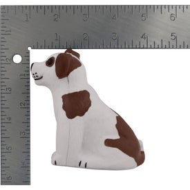 Sitting Dog Stress Reliever for Promotion