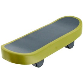 Skateboard Stress Toy for Your Organization