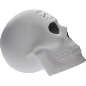 Personalized Skull Stress Ball