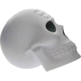 Personalized Skull Stress Ball