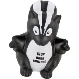 Skunk Stress Ball for Marketing