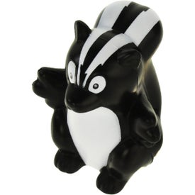 Skunk Stress Ball Imprinted with Your Logo