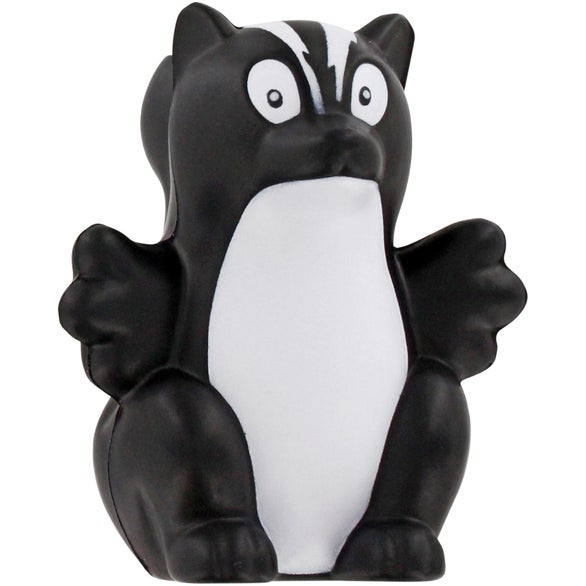 Black / White Skunk Stress Ball