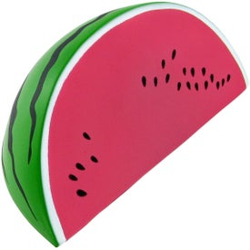 Company Sliced Watermelon Stress Toy
