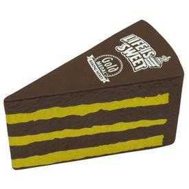 Cake Slice Stress Ball