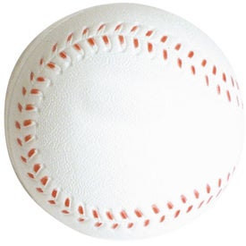 Slow Return Foam Baseball Stress Reliever