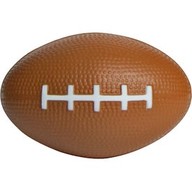Slow Return Foam Football Stress Reliever