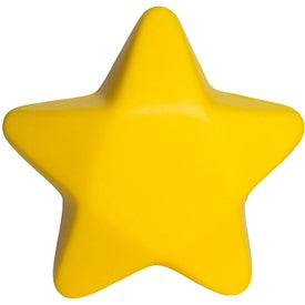 Slow Return Foam Star Stress Relievers