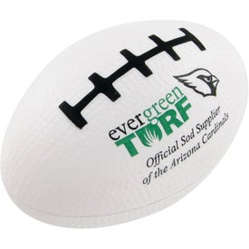 Small Football Stress Toy for your School