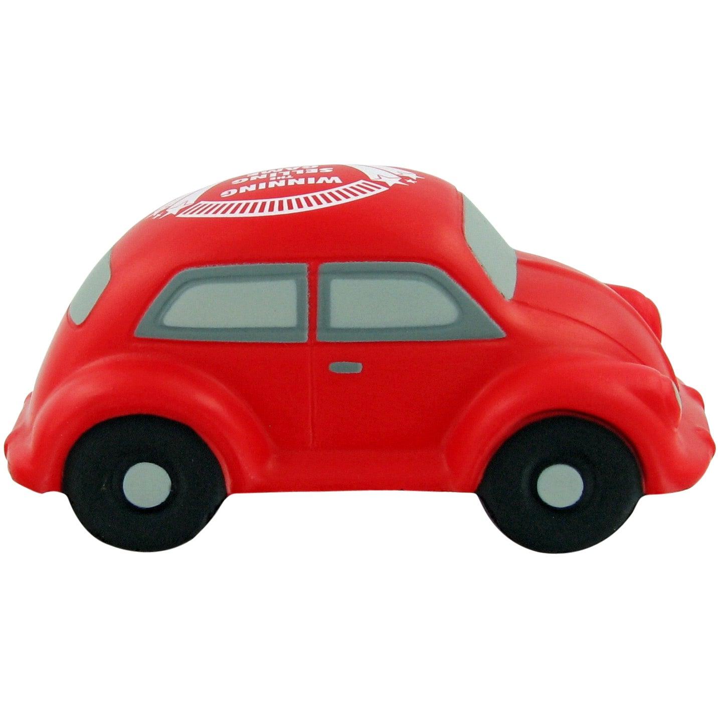 Small Toy Cars : Small car stress toy custom balls ea
