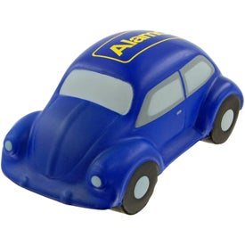 Small Car Stress Toy Branded with Your Logo