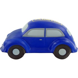 Small Car Stress Toy Imprinted with Your Logo