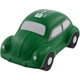 Small Car Stress Toy for Advertising