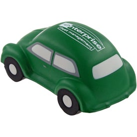 Promotional Small Car Stress Toy