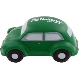 Small Car Stress Toy for Customization