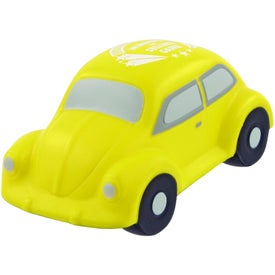 Advertising Small Car Stress Toy