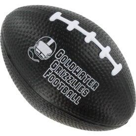 Personalized Small Football Stress Ball