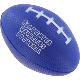 Small Football Stress Ball for your School