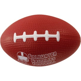 Promotional Small Football Stress Ball