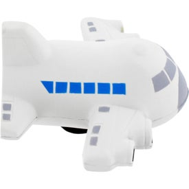 Small Airplane Stress Ball for Advertising