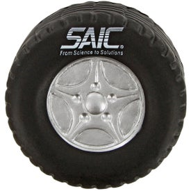 Small Tire Stress Toy for Your Organization