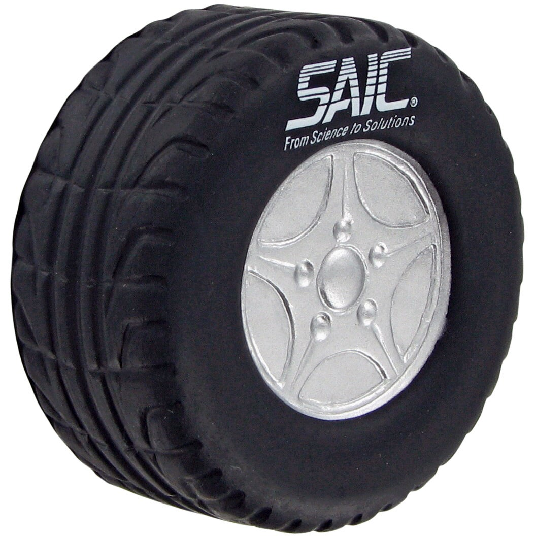 Small Tire Stress Toy