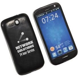 Custom Smart Phone Stress Ball