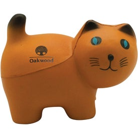 Smartie Cat Stress Reliever for Advertising