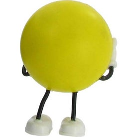 Company Smiley Face Bendy Stress Reliever