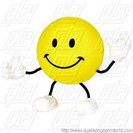 Smiley Face Bendy Stress Reliever