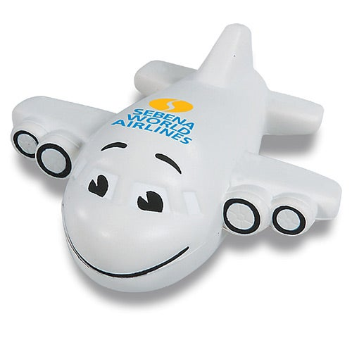 Off-White Smiley Plane Stress Reliever