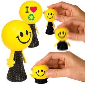 Smiley Stress Jumper for Advertising