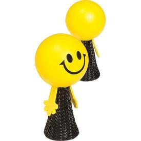 Custom Smiley Stress Jumper