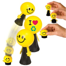 Smiley Stress Jumper for Your Company
