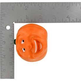Company Smiling Pumpkin Stress Ball