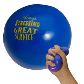 Smoosh Stress Ball for Your Church
