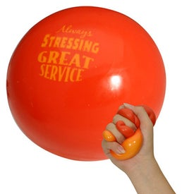 Branded Smoosh Stress Ball