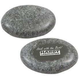 Smooth Stone Stress Ball