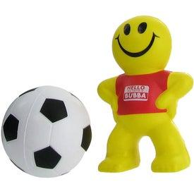 Company Soccer Stress Ball