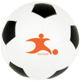 Soccer Stress Ball (Economy)