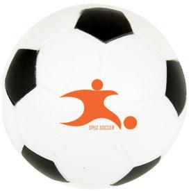 Soccer Stress Ball (Economy)