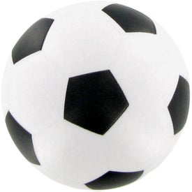 Soccer Ball Stress Ball with Your Logo