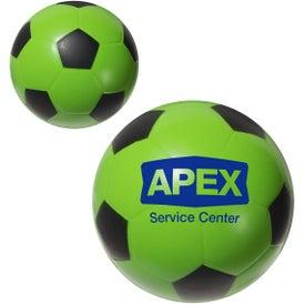 Soccer Ball Stress Ball for Customization