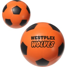 Soccer Ball Stress Ball for Promotion